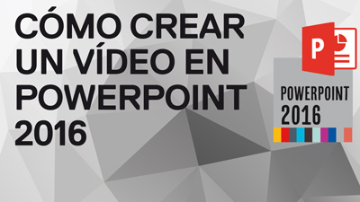 Como Hacer Un Video En Powerpoint 2013 Y 2016