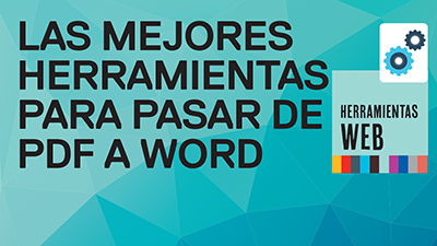 Las 15 Mejores Herramientas Web Gratuitas Con Ocr Para Pasar De Pdf A Word