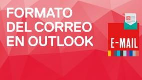 Formato del correo en Outlook